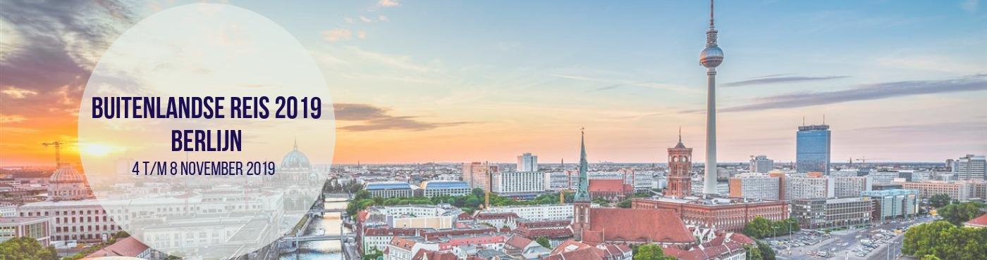 Buitenlandse Reis Berlijn